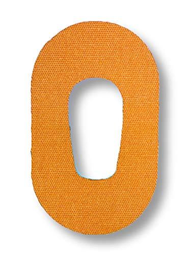 FixTape atmungsaktives Sensor-Tape für Dexcom G6 I selbstklebendes Patch mit Loch für Glukose-Sensor I hoher Trage-Komfort I hautfreundlich und wasserfest in modernen Designs I 7 Stück (Beige)