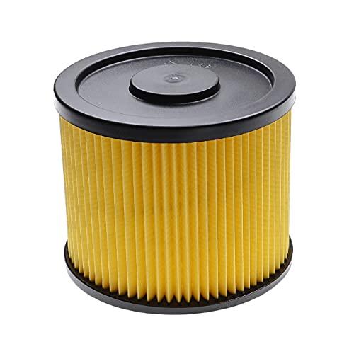 vhbw Staubsaugerfilter kompatibel mit Lidl/Parkside PNTS 1400 F2, 1500 A1, 1500 B2, 1500 B3, 1500 C4 Staubsauger, Faltenfilter