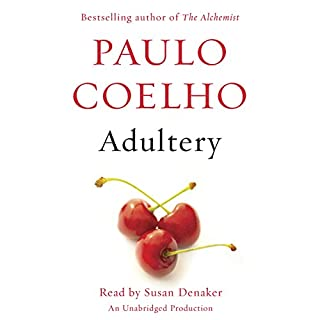 Adultery audiobook cover art