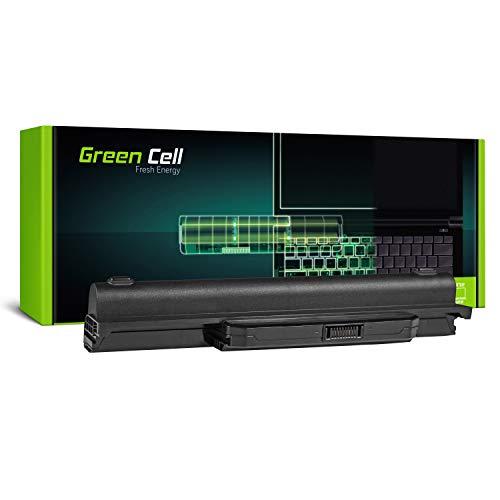 Green Cell® Extended Serie A32-K53 A41-K53 Batería para ASUS K53 K53E K53S K53SJ K53SV K53U X53 X53S X53SV X53U X54 X54C X54F X54H X54L Ordenador (9 Celdas 6600mAh 11.1V Negro)