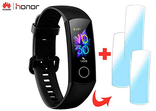 HONOR Huawei Band 5 smartband AMOLED Huawei smartwatch Ritmo cardíaco Ritmo cardíaco Fitness Sleep Tracker Natación Tracker GPS