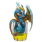 Whiskey Dragon Figurine by Stanley Morrison