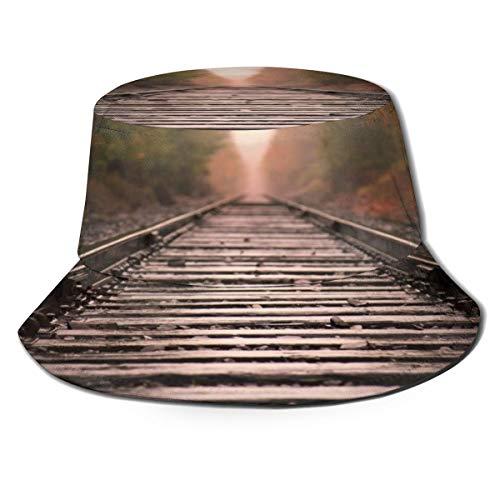 NA Unisex emmer zon hoed pauw brede rand outdoor zon bescherming wandelen Fisherman's Caps, rode Perzische tapijt oosterse collectie oosterse etnische vloeren