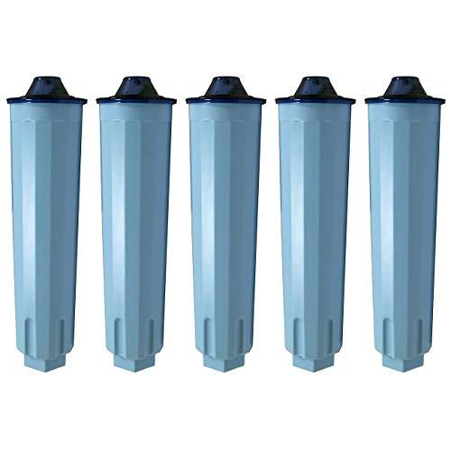 5 Wasserfilter I Filterpatronen Claris blue für Jura ENA Kaffeevollautomaten geeignet