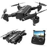 ZHCJH Drone GPS RC avec caméra HD 1080PDroneWiFiSuivez-Moi en Mode Surround multipoint Fly...