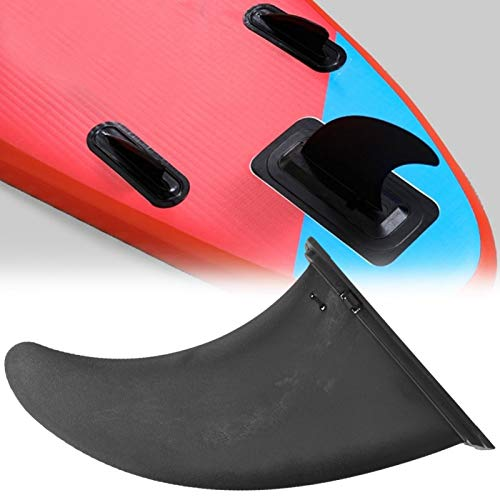 FOLOSAFENAR Aletas inflables Desmontables de plástico Tablas de Surf, para Practicar Surf