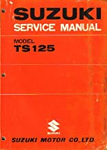 Best suzuki ts 125 service manual Reviews