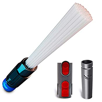 Ailite Vacuum Attachments with Universal Adapter Dusty Brush Master Duster Cleaning Tool Suitable for Dust Removal Vent Cleaning Fan Blades Keyboards and More 商品名称