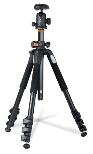 Vanguard Alta Pro 264AB 100 Aluminum Tripod with SBH-100 Ball Head for Sony, Nikon,...