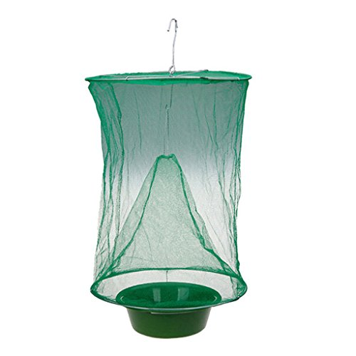 Fenteer Drosophila Fly Trap Catcher Net Der Ultimative Fliegenfänger Insekt Bug Pest Hanging