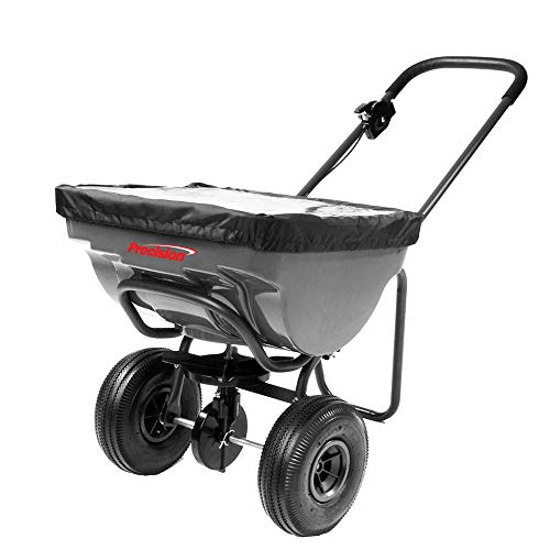Precision Products 100Pound Capacity SemiCommercial Broadcast Spreader SB4500PRCGY
