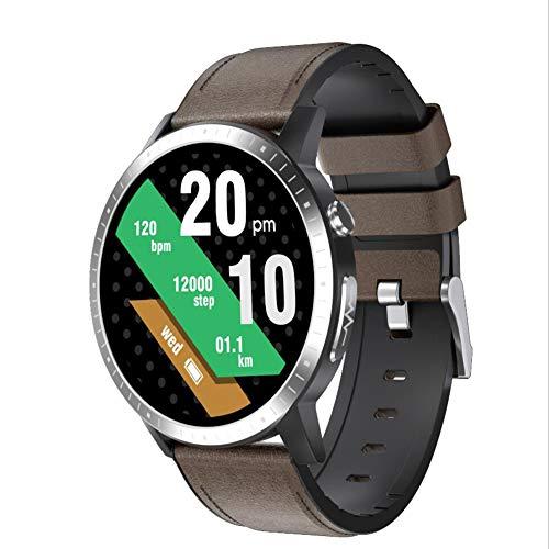 Rastreador De Fitness Smart Watch con Oxígeno En Sangre Presión Arterial Monitor De Frecuencia Cardíaca IP68 Impermeable,C