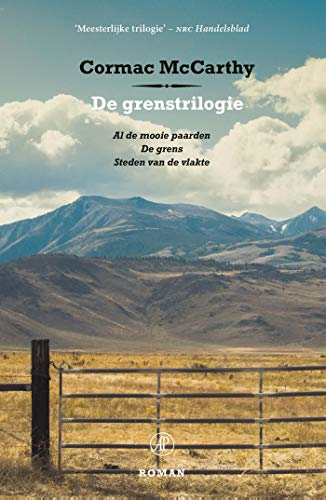 De grenstrilogie (Dutch Edition)