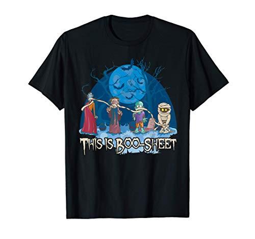 Zombi Disfraces de Halloween para hombres mujeres niños Camiseta