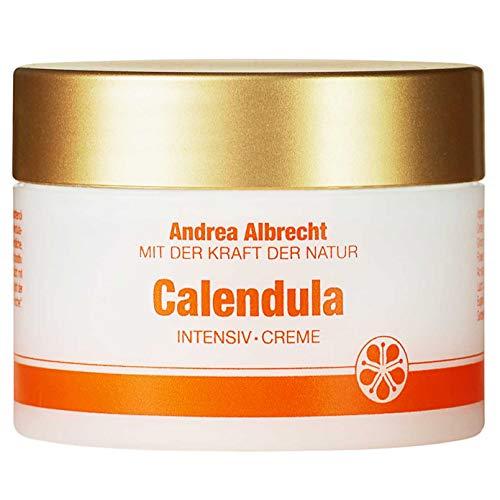 Calendula Wundsalbe, Narbencreme, Schuppenflechte Salbe mit Melkfett Ringelblumenöl, 50 ml