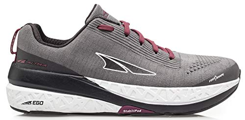 ALTRA Women's Paradigm 4.5 Road Running Shoe, Gray - 7 M US