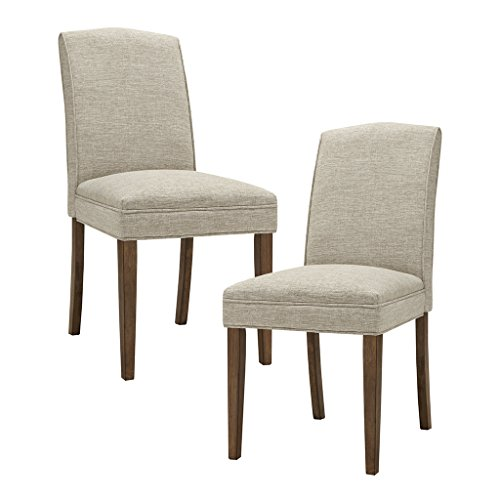 Madison Park Camel Dining Chair, Cream