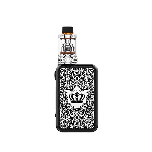 UWELL Crown IV (Crown 4) Kit mit 5ml Crown 4 Tank 5-200W Crown IV Box Mod Elektronischer Zigarettenverdampfer