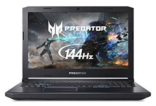 Acer Predator Helios 500 PH517-61 Gaming Notebook - (AMD Ryzen 7 2700 processor, 16GB RAM, 512GB SSD and 1TB HDD, AMD Radeon RX Vega 56 8G, 17.3 inch Full HD IPS 144Hz display, Windows 10, Black)