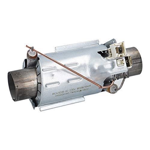 LUTH Premium Profi Parts Heizung Durchlauferhitzer 1800W für Arcelik Beko Geschirrspüler Spülmaschine 1888150100