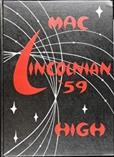 (Custom Reprint) Yearbook: 1959 McMinnville High School - Lincolnian Yearbook (McMinnville, OR)
