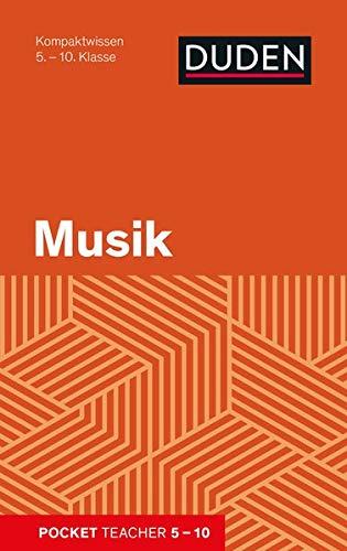 Musik: Kompaktwissen 5.-10. Klasse (Pocket Teacher)