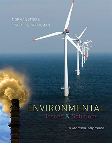 Image OfEnvironmental Issues And Solutions: A Modular Approach