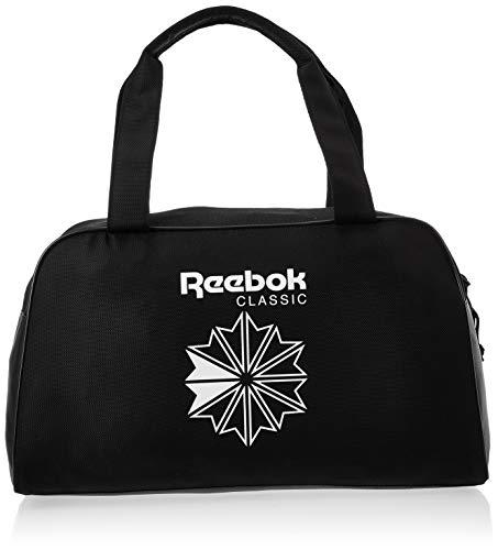 Reebok Cl Core Duffle Sporttasche, 25 cm, liters, Schwarz (Negro)