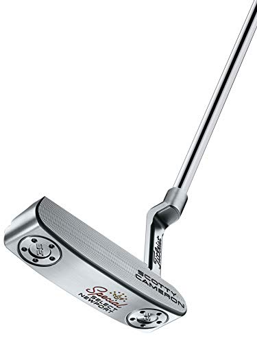 Titleist Scotty Cameron Special Select 2020 Putter droit...