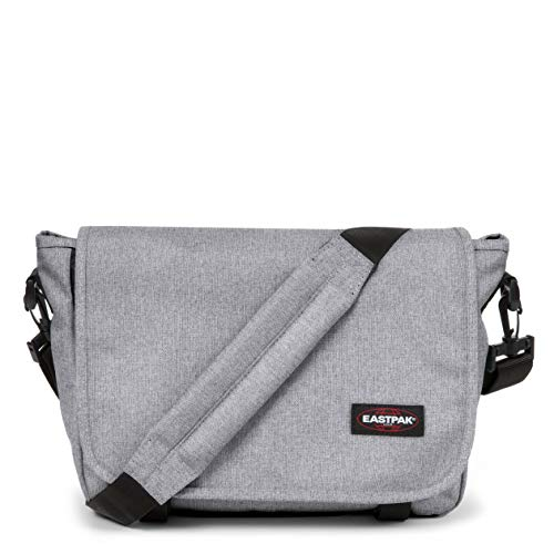Eastpak Jr Borsa A Tracolla, 33 Cm, 11.5 L, Grigio (Sunday Grey)