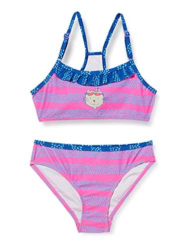 Schiesser Mädchen Bustier Bikini-Set, Multicolor 1, 116