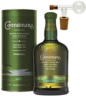 Connemara Original peated irischer Single Malt Whiskey 1 Glaskugelportionierer