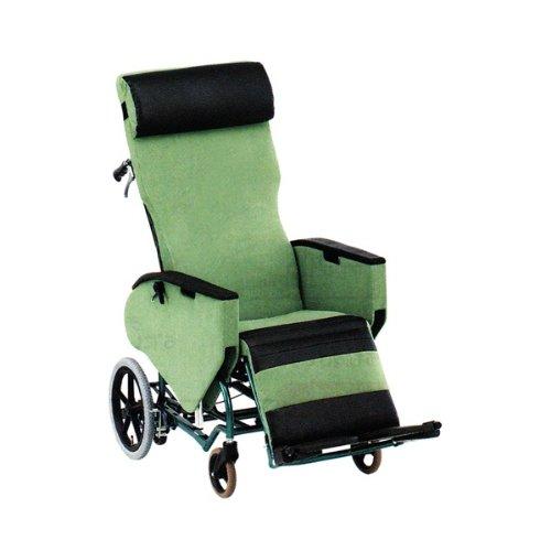 【松永製作所】車椅子!メーカー直送!FR-31TR エリーゼ 横移動可能!「介助式」スチー