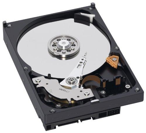 Western Digital WD1600AVJS AV 160GB interne Festplatte (8,9 cm (3,5 Zoll), 7200rpm, 8MB Cache, SATA)