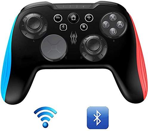Manette jeu pour manette charge USB, manette jeu sans fil, manette jeu manette jeu sans fil pour manette jeu sans fil, manette jeu sans fil pour contrôleur jeu, prend en charge le commutateur N-Swi