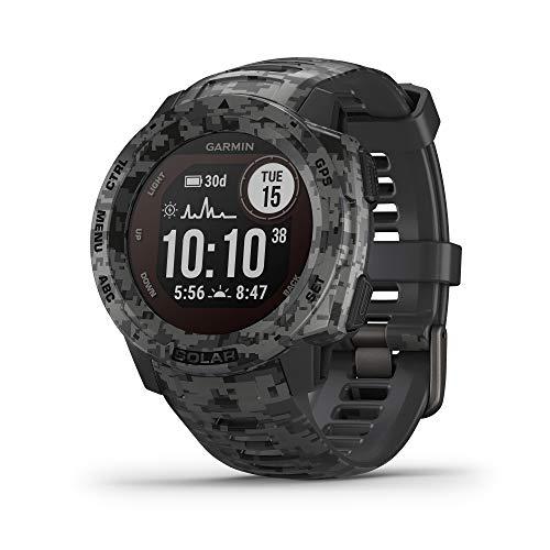 Relógio Smartwatch Garmin InstinctTacticalEdition 01002064D4