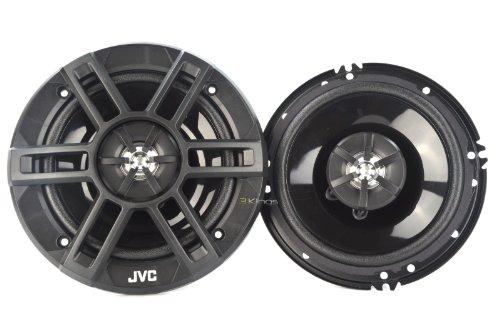 Why Choose JVC CSXM621 Mobile 6.5-Inch 2-Way Speaker - Set of 2