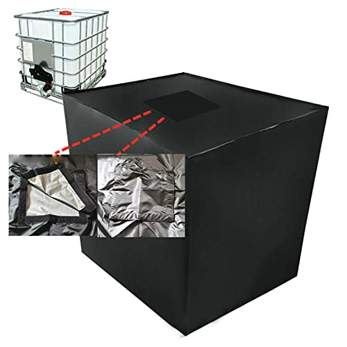 FONDUO IBC Cover UV-Schutz Folie mit...
