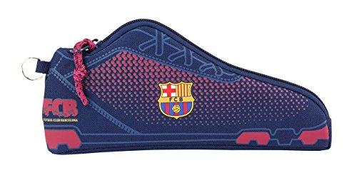 Safta Estuche escolar, FC Barcelona Corporativa, 240x20x100mm