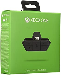 Adaptateur Casque Stéréo pour Xbox One (B00I41H7US) | Amazon price tracker / tracking, Amazon price history charts, Amazon price watches, Amazon price drop alerts