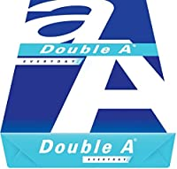 Double A Letter Size-500 Sheets