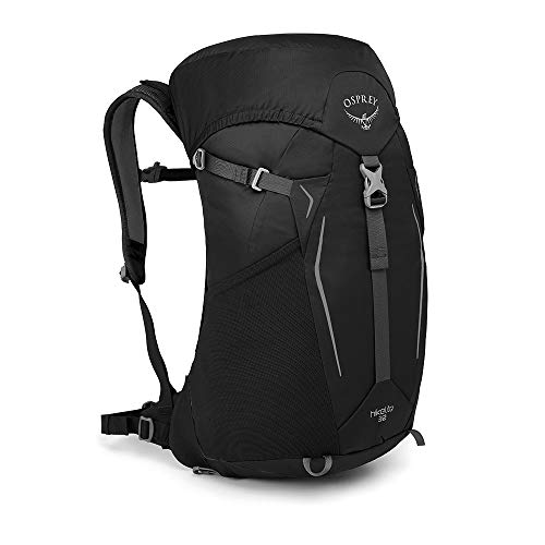 Osprey Hikelite 32 Unisex Hiking Pack - Black (O/S)