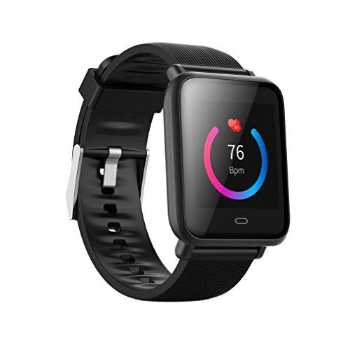 Ears Mehrere Fitness Kalorien Blutdruck Übung Herzfrequenz Schrittzähler Watch Smart Watch Uhr Versa Health Fitness Smartwatch Pulsmesser Schrittzähler...