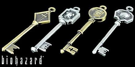 超合金 バイオハザードくじ C賞 洋館の鍵 1/1スケール 全4種豪華セット