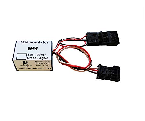 Emulador de sensor de ocupación para BMW X5 E70 y X6 E71