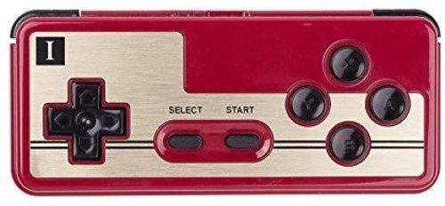 8Bitdo FC30 kabelloser Bluetooth Controller im NES Design