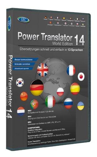 Power Translator 14 World Edition (Mini-Box)