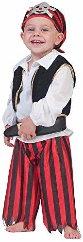 Baby Pirat Seefahrer Kostüm Gr. 92