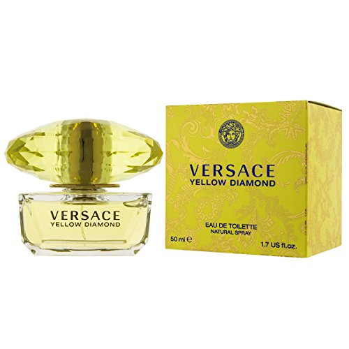 Versace - YELLOW DIAMOND edt vaporizador 50 ml