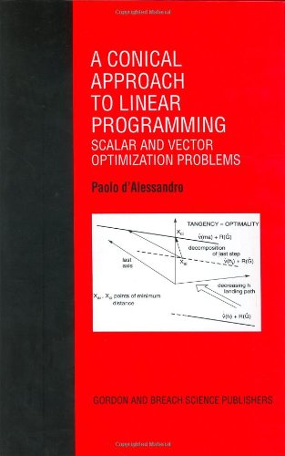 Download Conical Approach to Linear Programming 9056990314